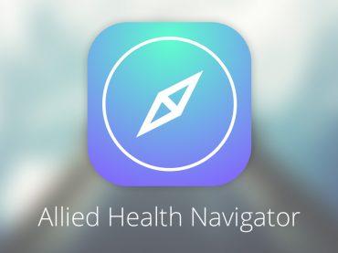 Allied Health Navigator